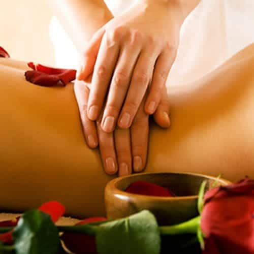 Deluxe Back Massage Aylesbury
